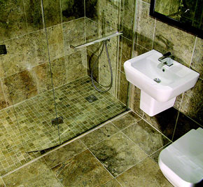 Wickes Wet Room Installation